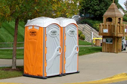 Portable Restrooms for Events - Plummers Disposal Service