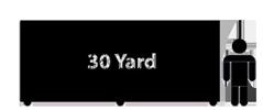 30 yard dumpster rental