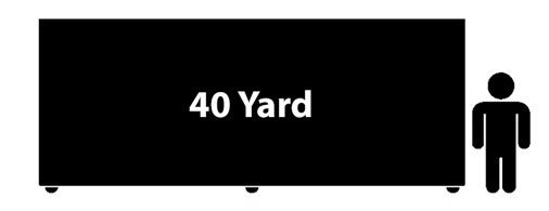 40 yard residential dumpster rental