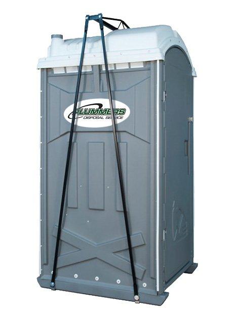 Crane Lift Unit Porta John