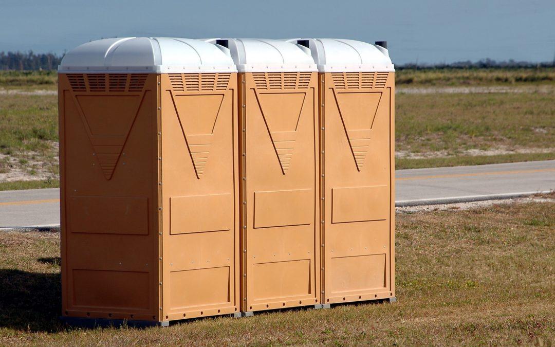 porta potty rentals