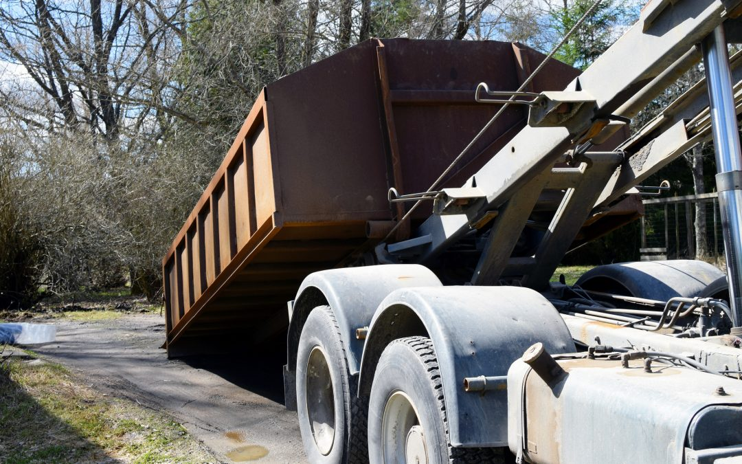 6 Great Reasons To Rent a Dumpster for Spring Cleaning